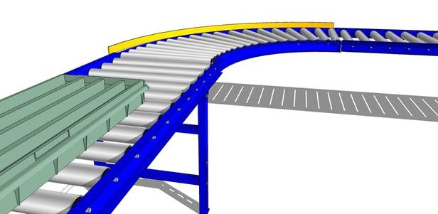 90 Curve Safety Rail 2
