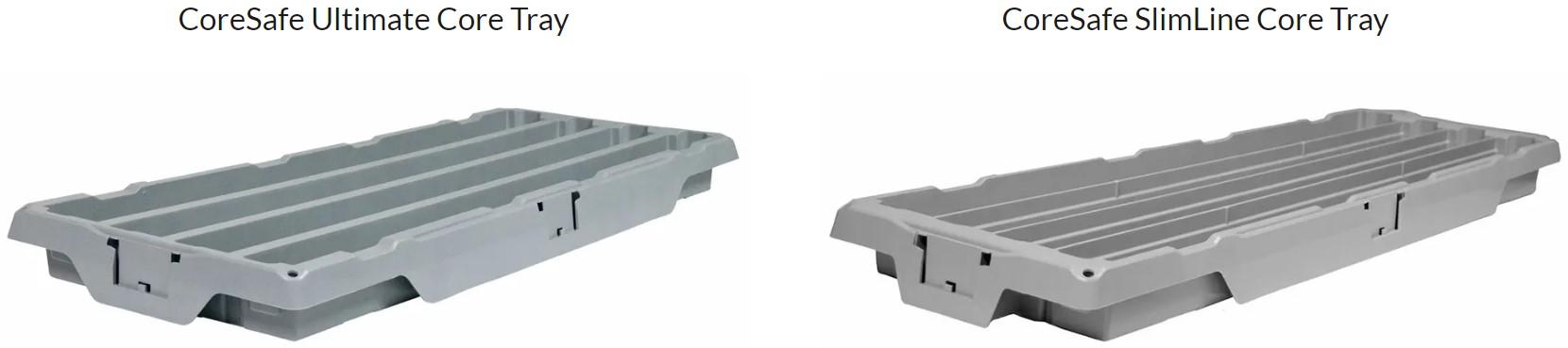 CoreSafe Core Trays