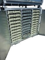 Dyna-Store® Core Tray Management Racking System with core trays