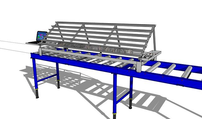 Lay Out Trolley 1
