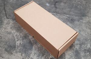 Quick Build Cardboard Carton 533mm x 229mm x 121mm (Suits 5x10 Geochem Bags) Pack of 20 Boxes