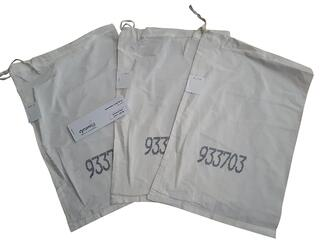 ProFab® Pre-Numbered & Barcoded Geological Sample Calico Bags