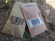 Barcoded Samplex® Geochem Bags