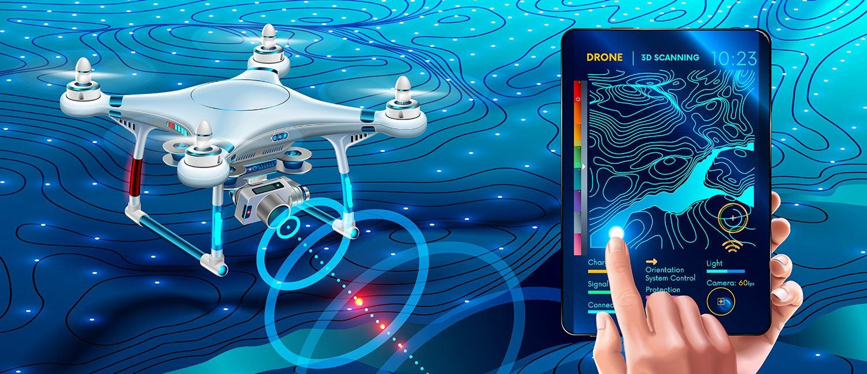 DronesMining